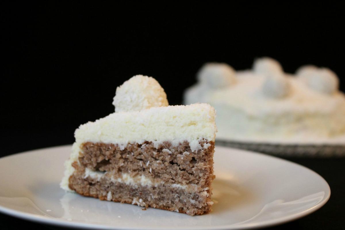 Kokos Und Schoko Die Perfekte Torte Christina Waitforit