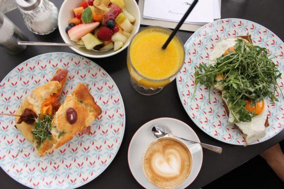 Brunch im Café Promenade